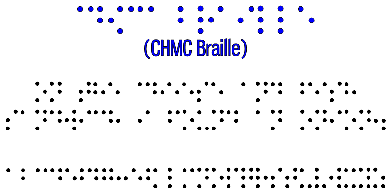 Braille Fonts - 23 styles - FontSpace