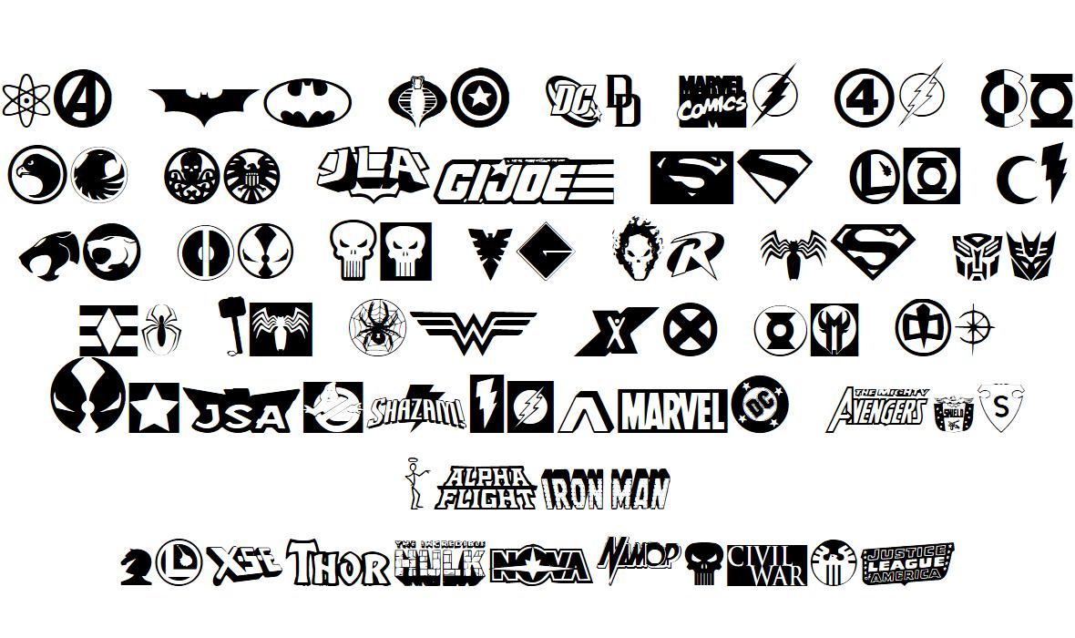 Batman Fonts - 20 styles - FontSpace